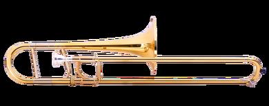 JP136 Alto Trombone Eb Lacquer CUTOUT