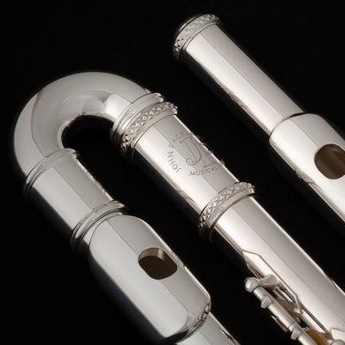 JP011CH Flute MacroShot