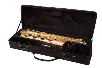 JP044 Mk II Baritone Saxophone Eb in Lacquer Insrument in Case Shot