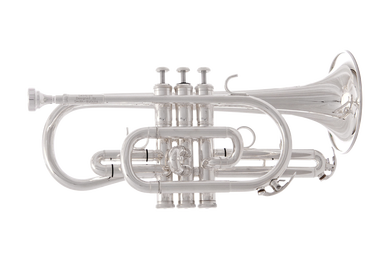 JP171SWS Cornet Silver CUTOUT  reduced