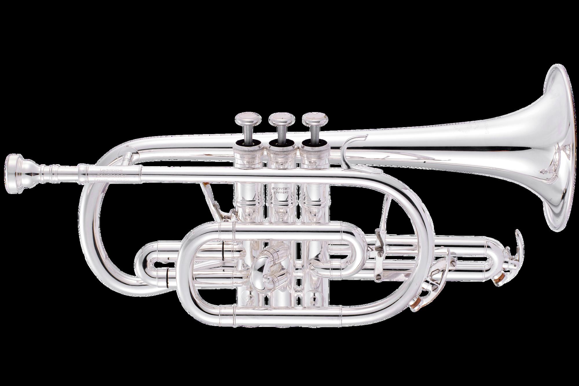 john packer jp271sw bb cornet