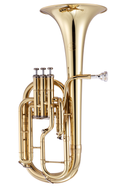 JP172 Tenor Horn Lacquer CUTOUT reduced