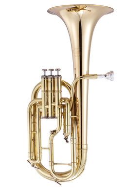 JP272 Tenor Horn Lacquer CUTOUT reduced