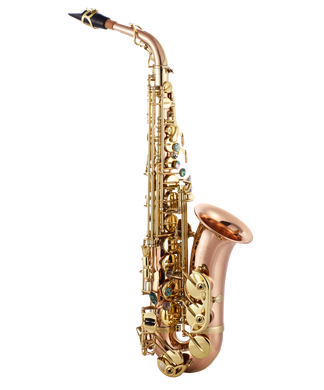 JP045R Alto Sax Rose CUTOUT reduced