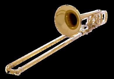JP232 BbF BassTrombone angled CUTOUT