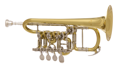 JP154 Piccolo Trumpet CUTOUT
