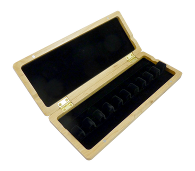 JP Bassoon reed case open 2
