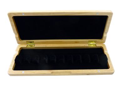 JP Bassoon reed case open 1