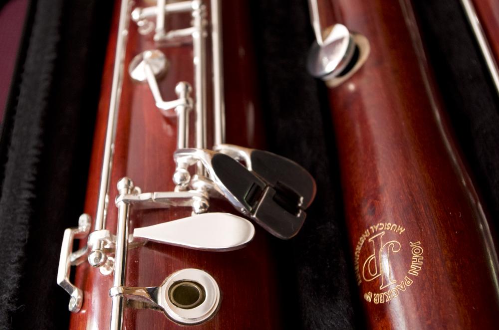 John Packer JP191 Shortreach Bassoon - JP Musical Instruments