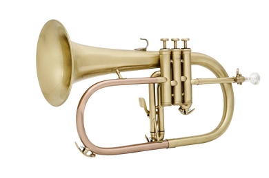 JP175 Flugel Horn Satin CUTOUT