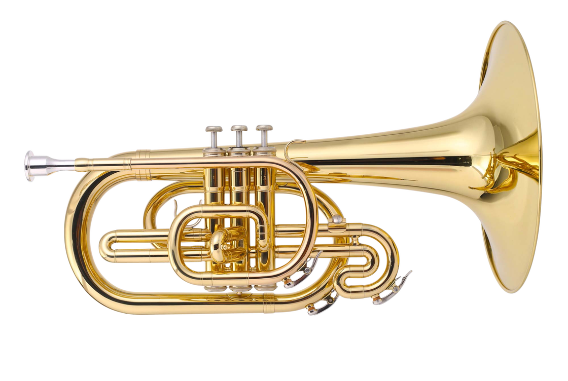 John Packer JP2051 Marching Mellophone