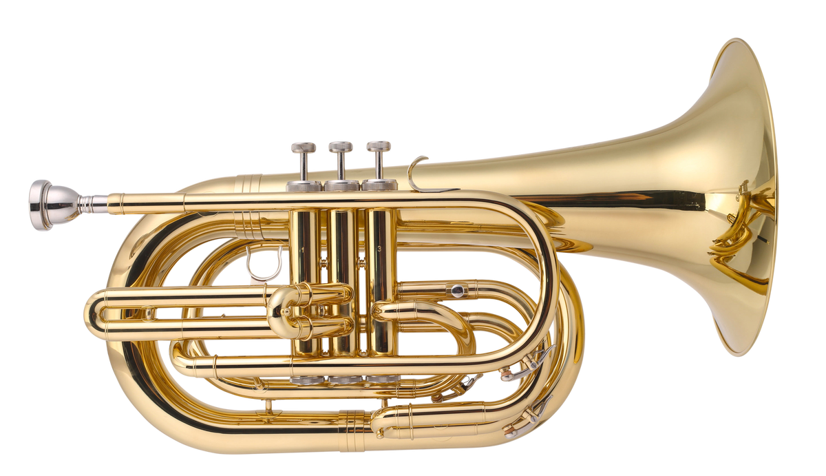 JP2053 Marching Baritone Lacquer CUTOUT