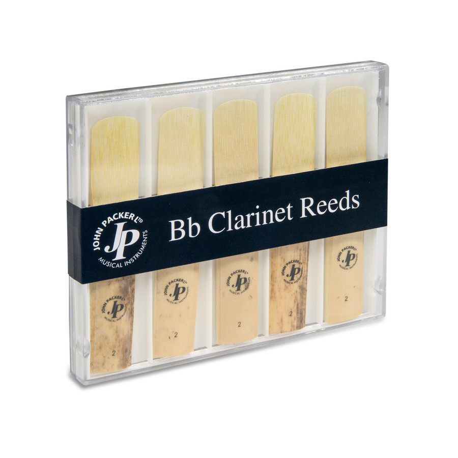 John Packer Bb Clarinet Reeds (Box of 10)