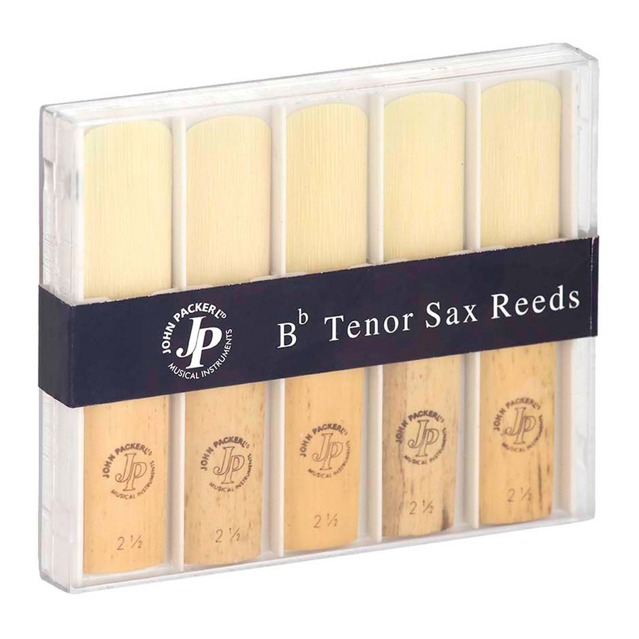 John Packer Tenor Saxophone Reeds (box of 10)