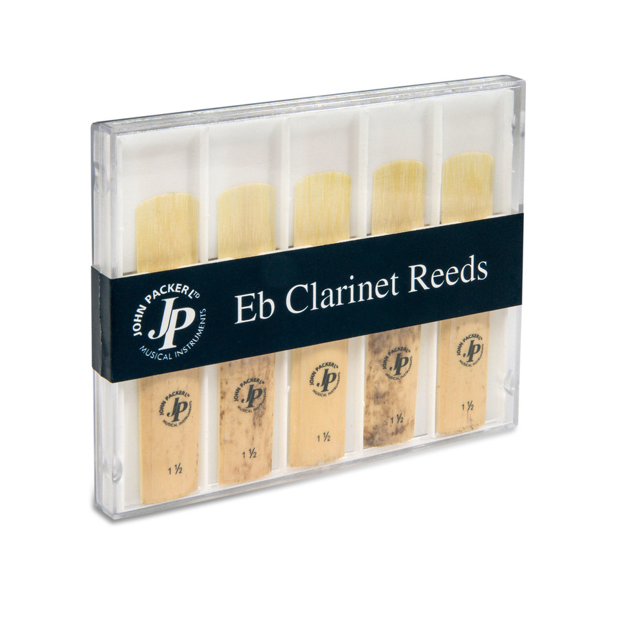 John Packer Eb Clarinet Reeds (box of 10)