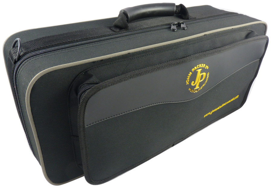 JP8039 slide trumpet case closed