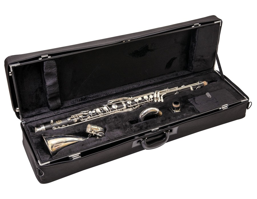 JP8122 bass clarinet case