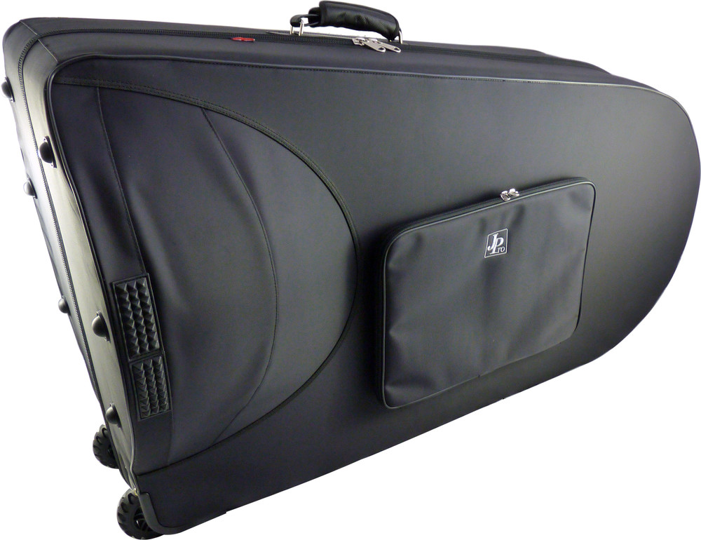 JP861 pro lightweight BBb tuba case