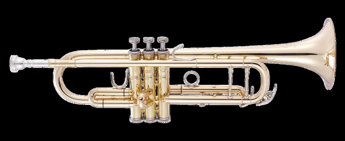 JP251SW Trumpet Bb lacquer CUTOUT