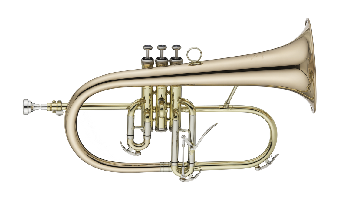John Packer Horn JP275SW Bb Flugel Horn