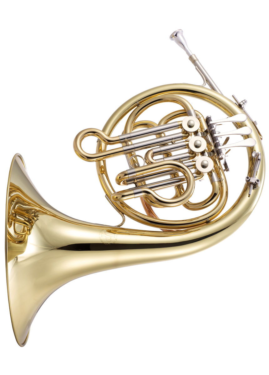 JP161 French Horn Lacquer CUTOUT   reduced