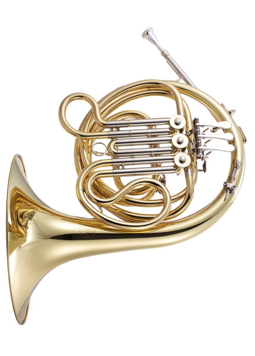 JP162 French Horn Lacquer CUTOUT reduced