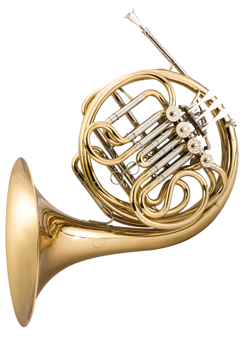 JP261RATH French Horn Lacquer CUTOUT   reduced