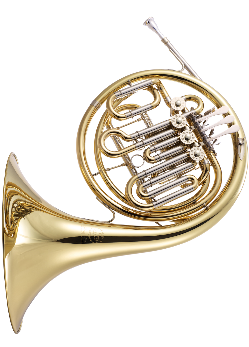 JP263 Compensating French Horn Lacquer CUTOUT reduced