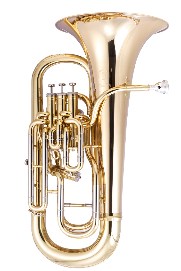 John Packer JP374 Sterling Euphonium