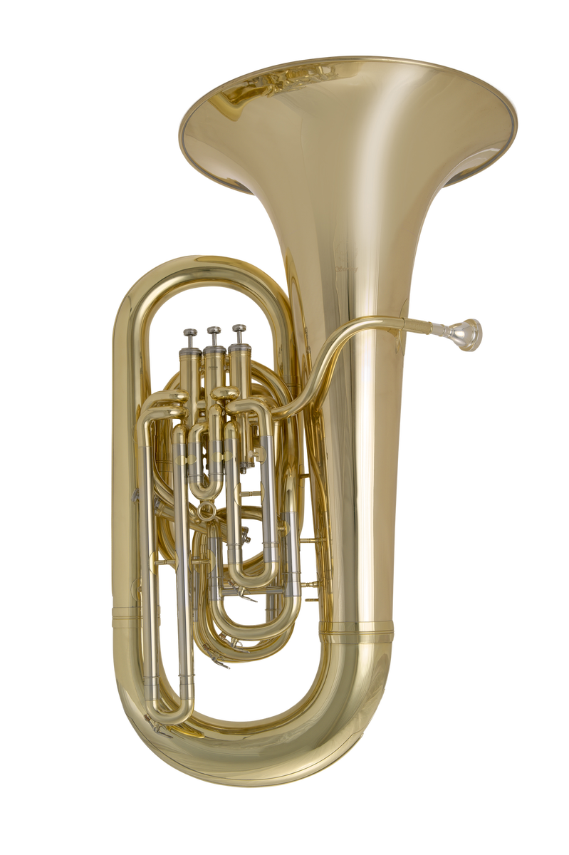 JP377 Sterling Tuba Lacquer CUTOUT