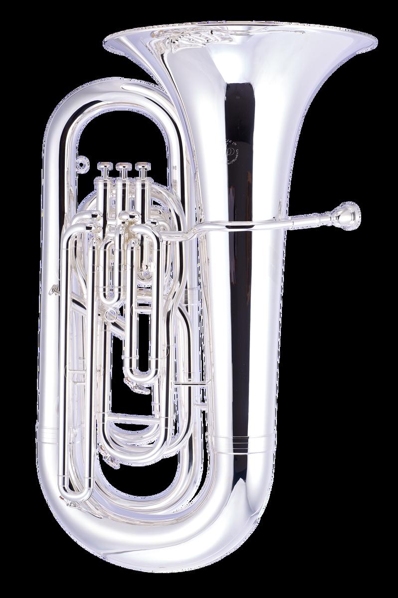 JP278 Tuba Silver CUTOUT