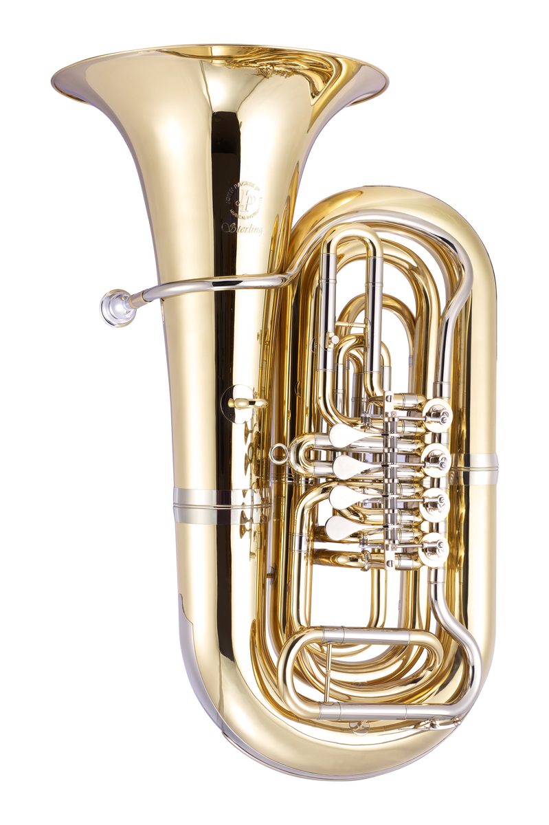 JP379 B Sterling Tuba Lacquer CUTOUT