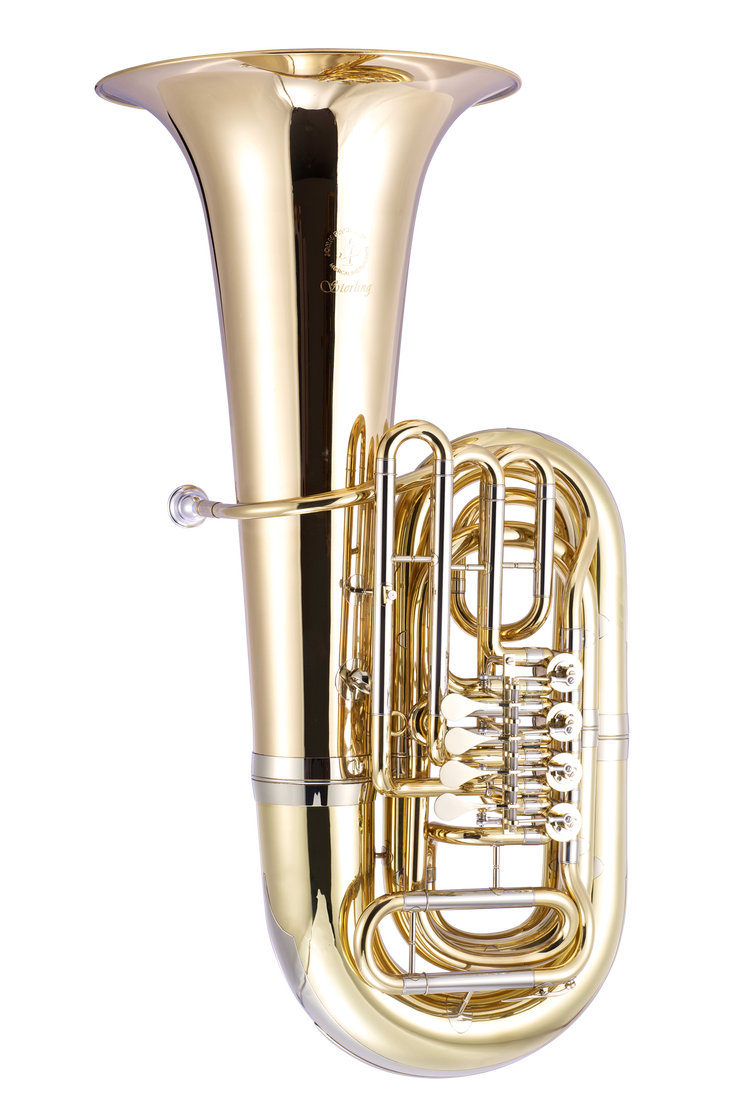 John Packer JP379BB Sterling BBb Tuba