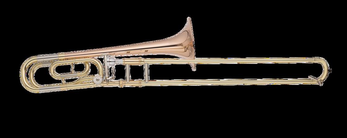 John Packer JP133MLR Bb/F Tenor Trombone