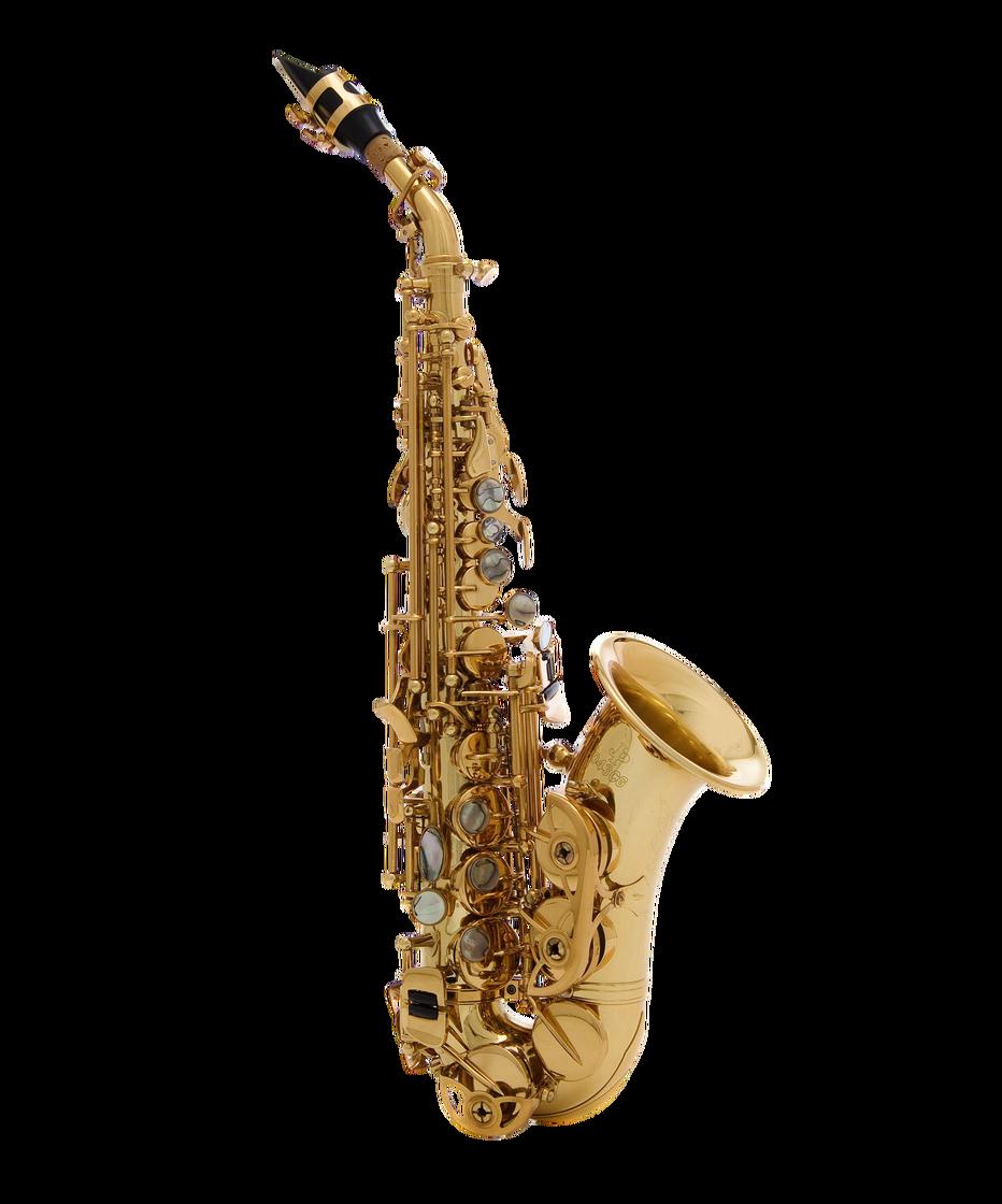 John Packer JP043CG Bb Soprano Saxophone (curved)