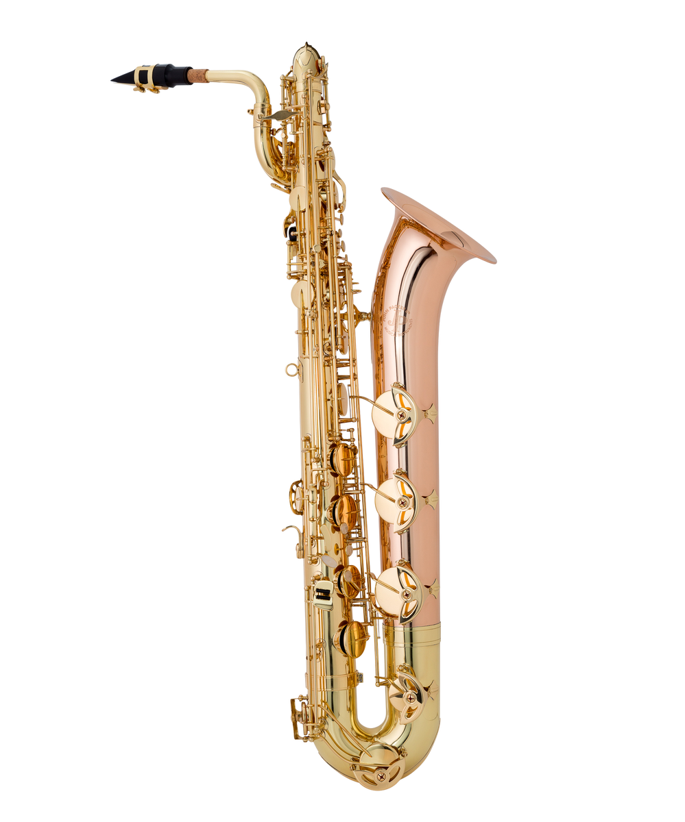 JP044 Baritone Sax  Lacquer CUTOUT reduced