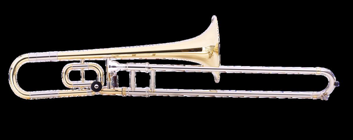 JP138 Trombone Bb C Lacquer CUTOUT