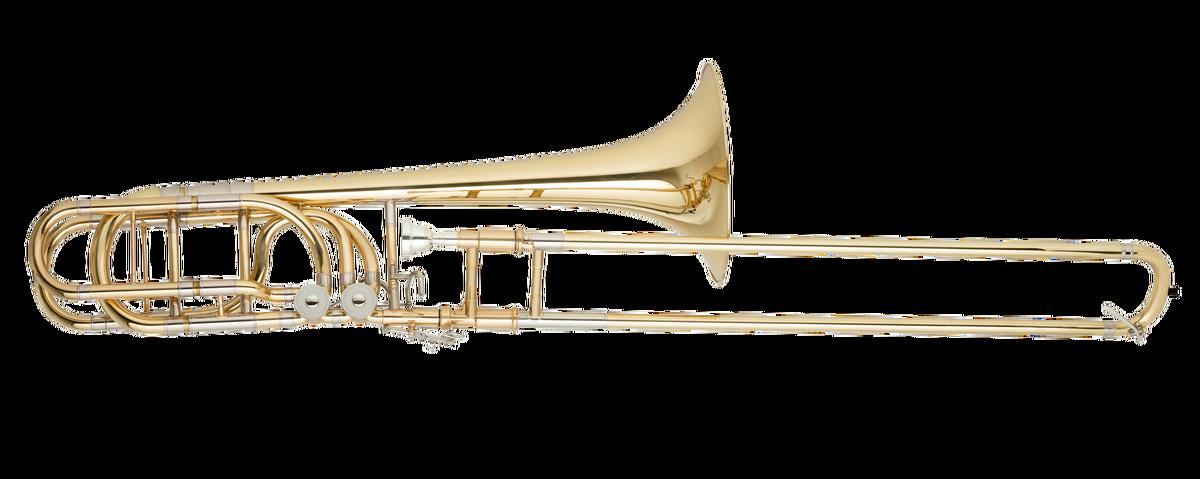 JP232 BbF Bass Trombone CUTOUT