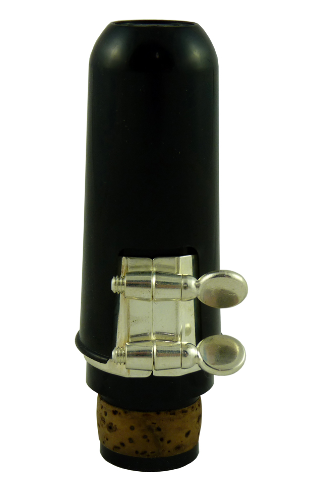 JP Bb Clarinet mouthpiece and ligature 01