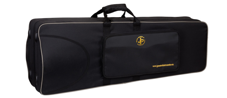 JP8232 bass trombone case closed
