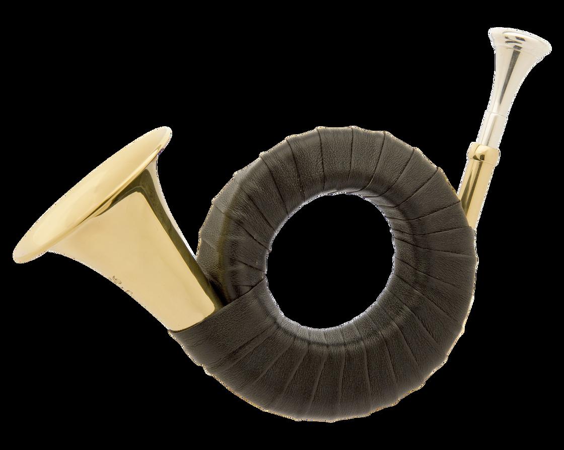 John Packer JP901 Bb Circular Hunting Horn