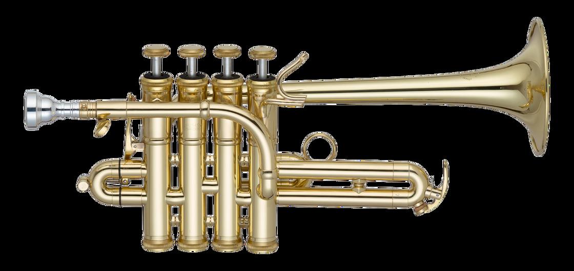John Packer JP254SW Bb/A Piccolo Trumpet