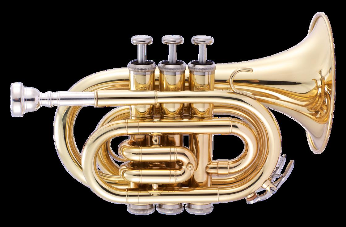 John Packer JP159 Bb Pocket Trumpet