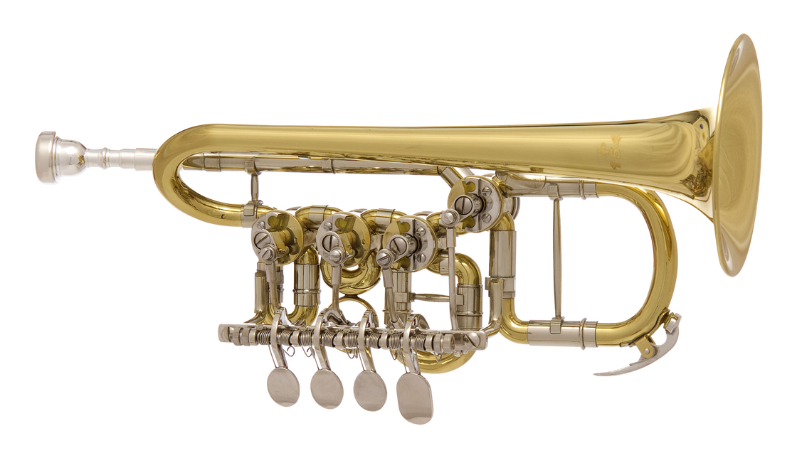John Packer JP154 Bb/A Trumpet