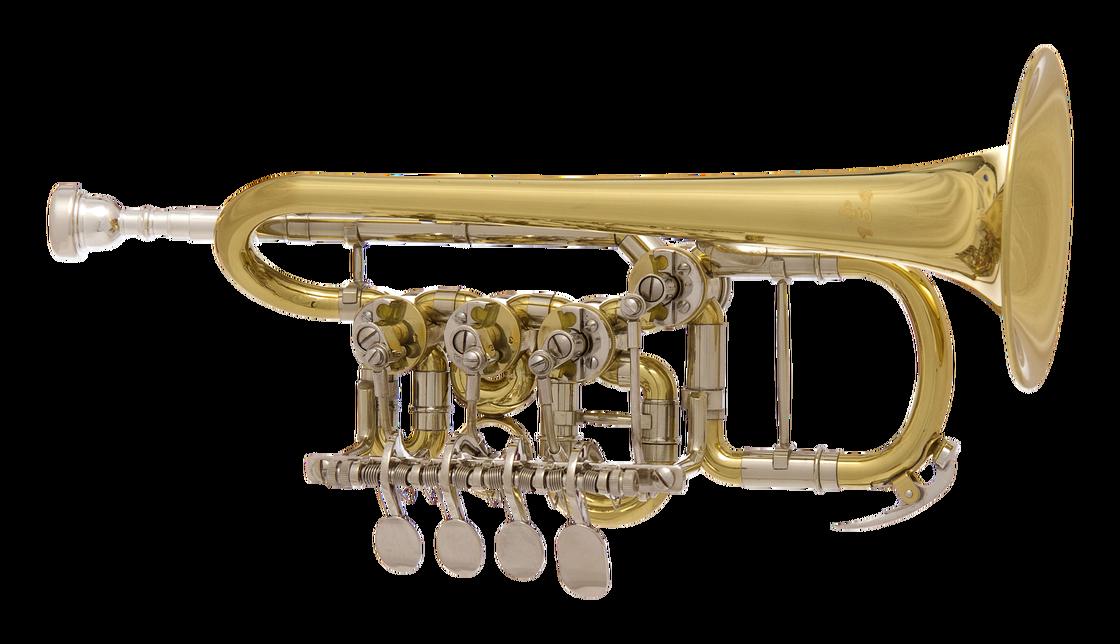 John Packer JP154 Bb/A Trumpet