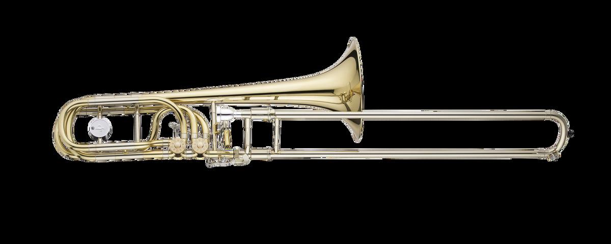 JP333 RATH Trombone Lacqur CUTOUT