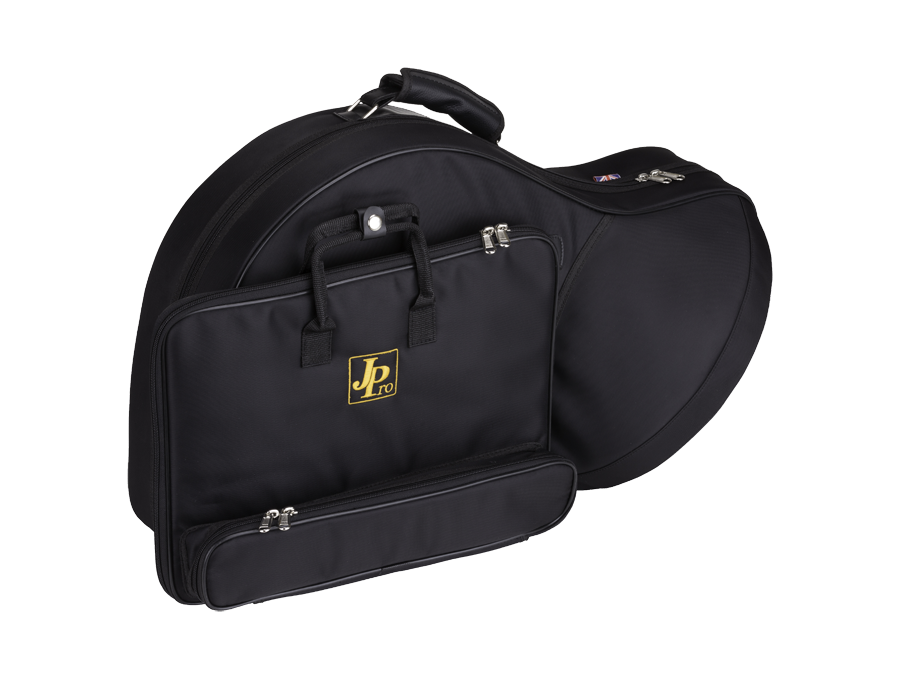 JP858 french horn case front shot small