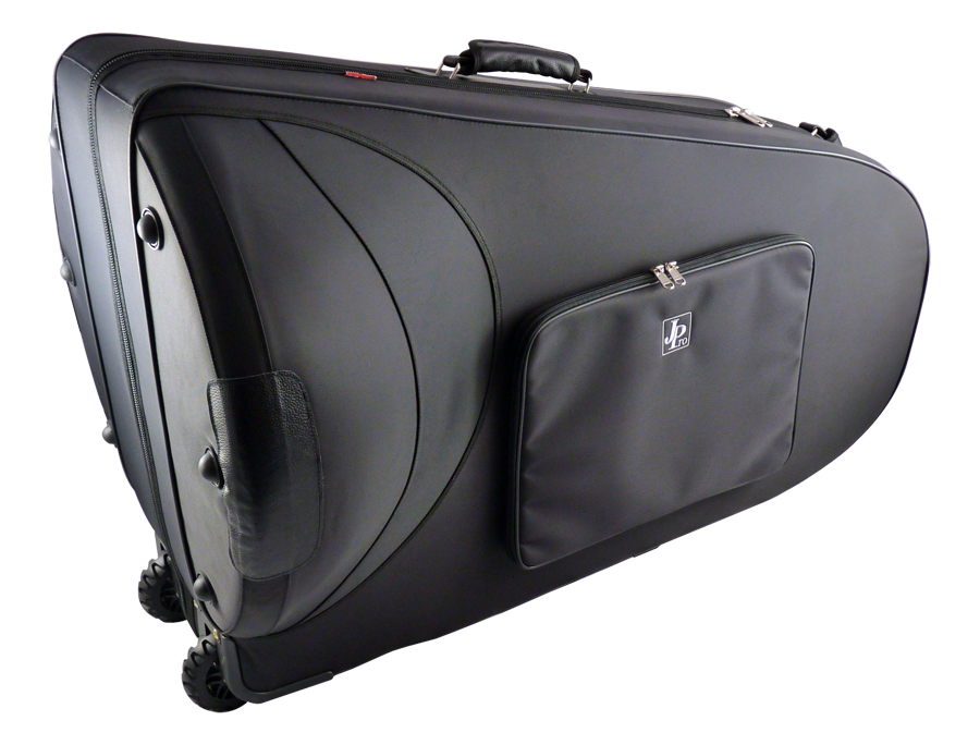 John Packer JP860 Pro Lightweight EEb Tuba Case cutout small