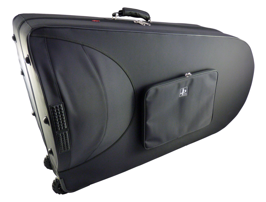 John Packer JP861 Pro Lightweight BBb Tuba Case