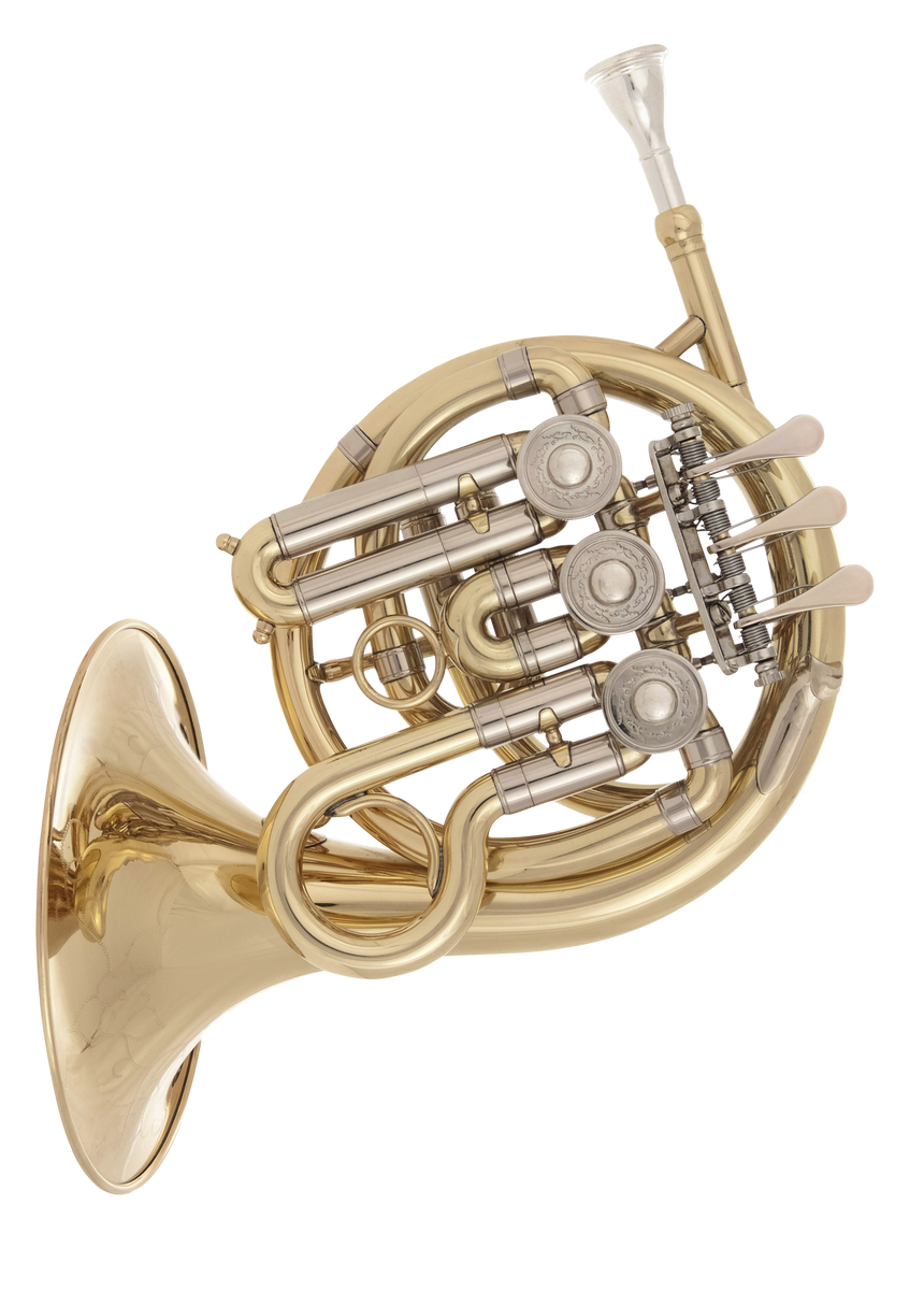 JP905 Mini French Horn Lacquer CUTOUT